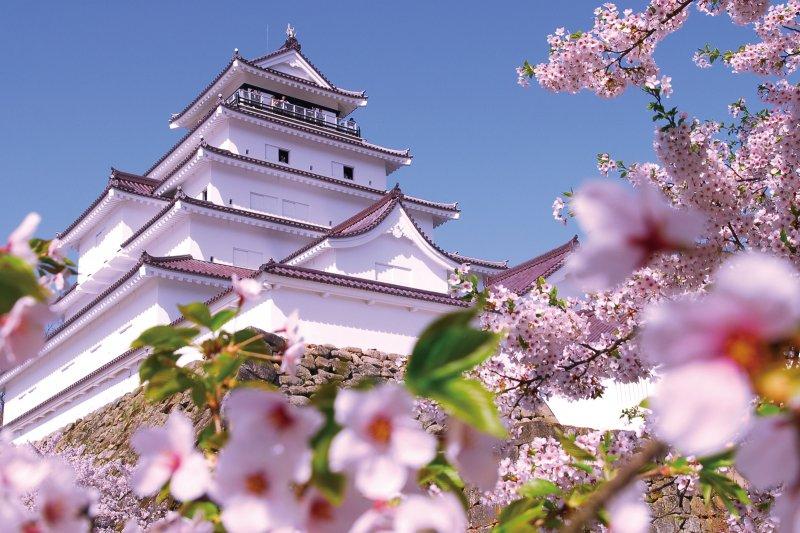 Tsurugajo Castle Foreign Language Volunteer Guide