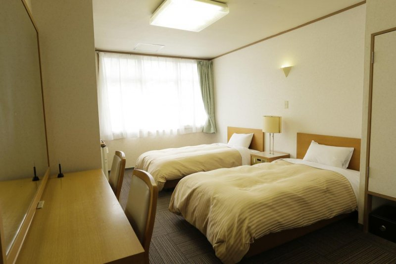 There are variety of guest rooms are available