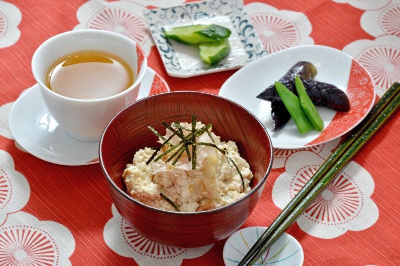 No.2 Tofu mochi