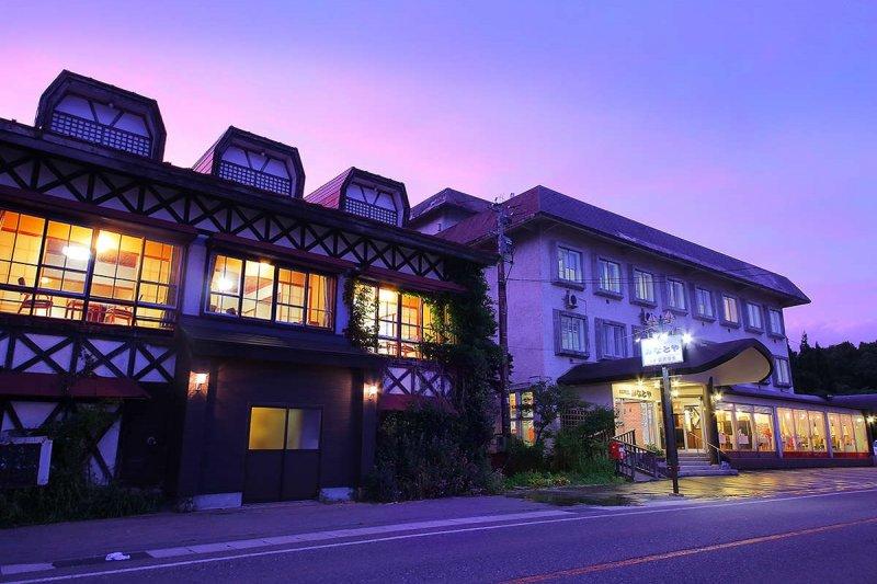 Lakeside Hotel Minatoya