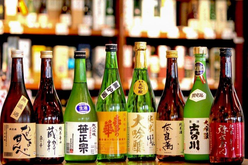 No.1 Local Sake