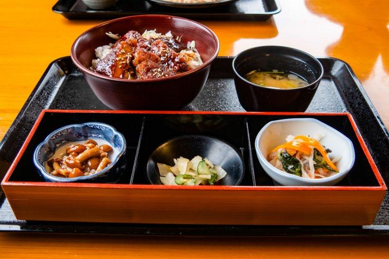 No.3 Mori-sauce set