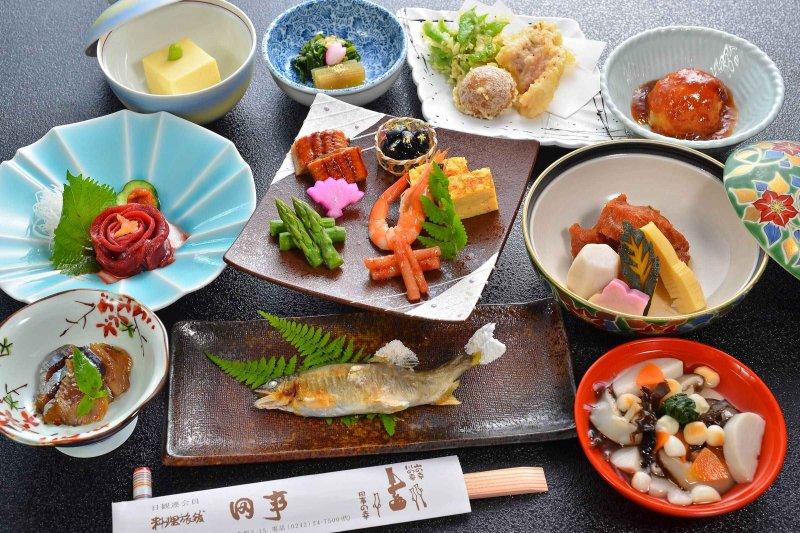 Cuisine inn Tagoto